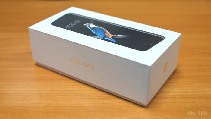 bphone 1 - Điện thoại BPhone 2017 gặp nhiều sự cố sau ngày mở bán