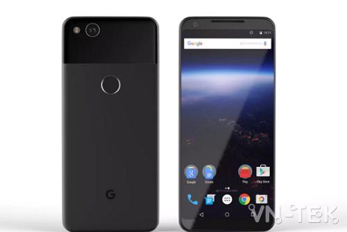 Google Pixel 2 - Google Pixel 2 đang chuẩn bị được tung ra thị trường