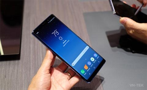 galaxy note 8 2 - Galaxy Note 8 về Việt Nam với giá 22,5 triệu đồng