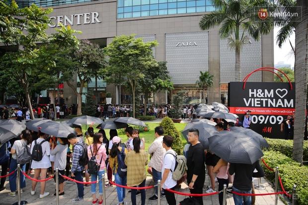 hm vietnam 1 - H&M Việt Nam đã chính thức mở cửa đón khách
