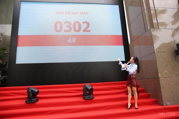 hm vietnam 5 - H&M Việt Nam đã chính thức mở cửa đón khách