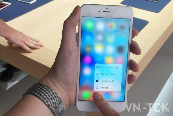 iPhone 6S Plus2 - Sự khác nhau giữa iPhone 6S và iPhone 6S Plus?