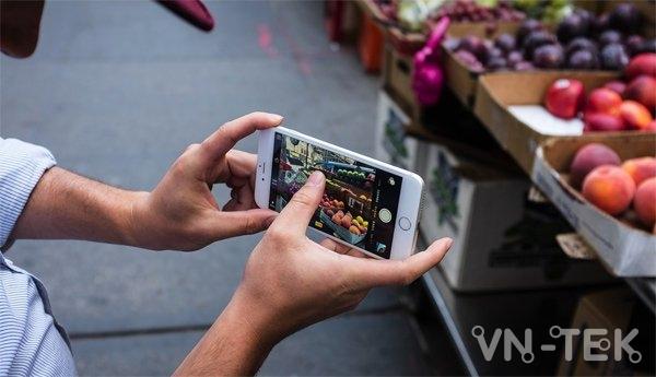 iPhone 6S Plus3 - Sự khác nhau giữa iPhone 6S và iPhone 6S Plus?