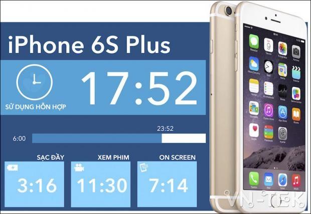 iPhone 6S Plus4 - Sự khác nhau giữa iPhone 6S và iPhone 6S Plus?