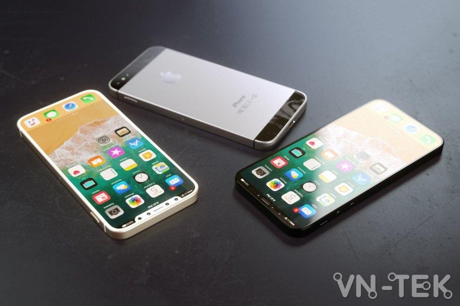 iPhone SE Plus 3 - iPhone SE Plus đẹp tới nỗi iPhone X cũng không phải đối thủ