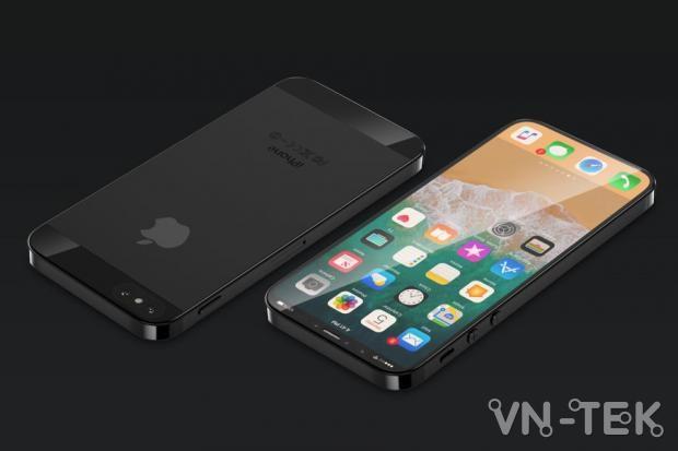 iPhone SE Plus 7 - iPhone SE Plus đẹp tới nỗi iPhone X cũng không phải đối thủ