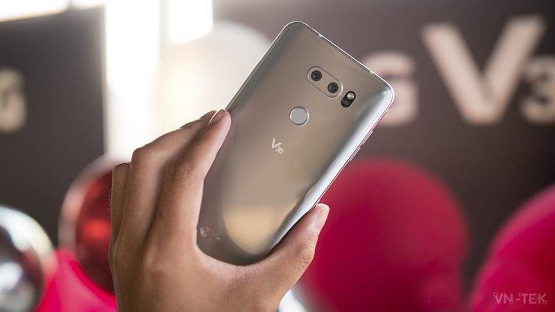 lg v30 2 - IFA 2017 - Trên tay LG V30 quá tuyệt vời