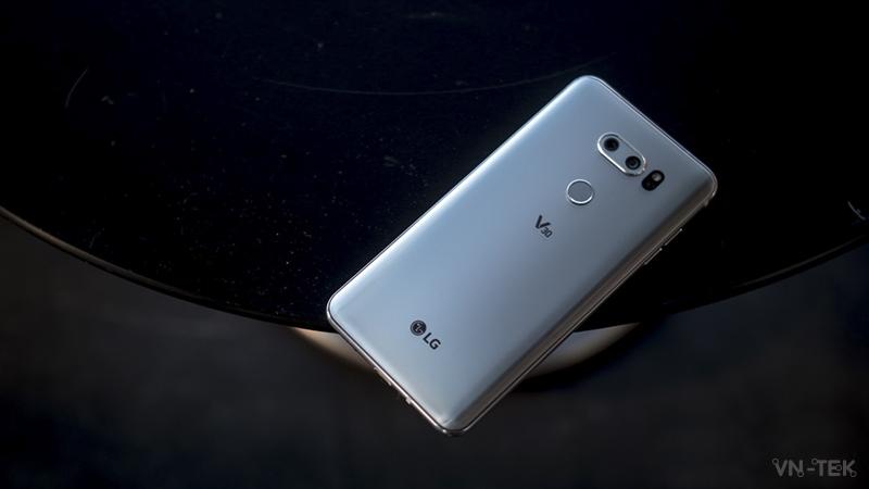 lg v30 9 - IFA 2017 - Trên tay LG V30 quá tuyệt vời