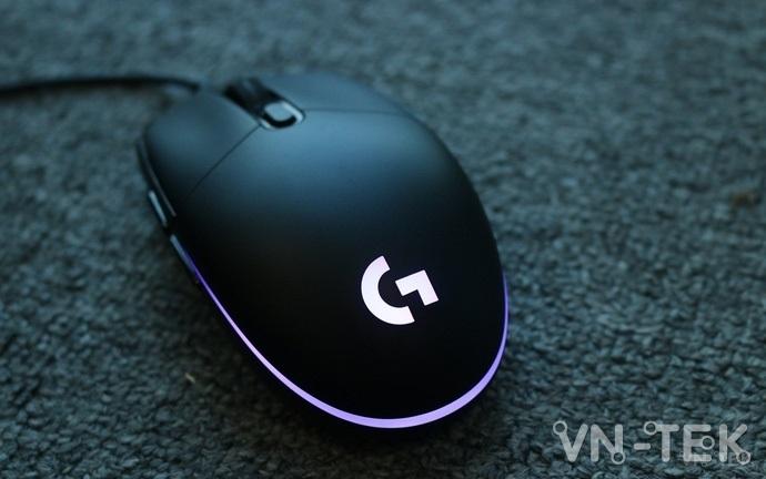 logitech g102 - Logitech G102 - Chuột chơi game giá mềm