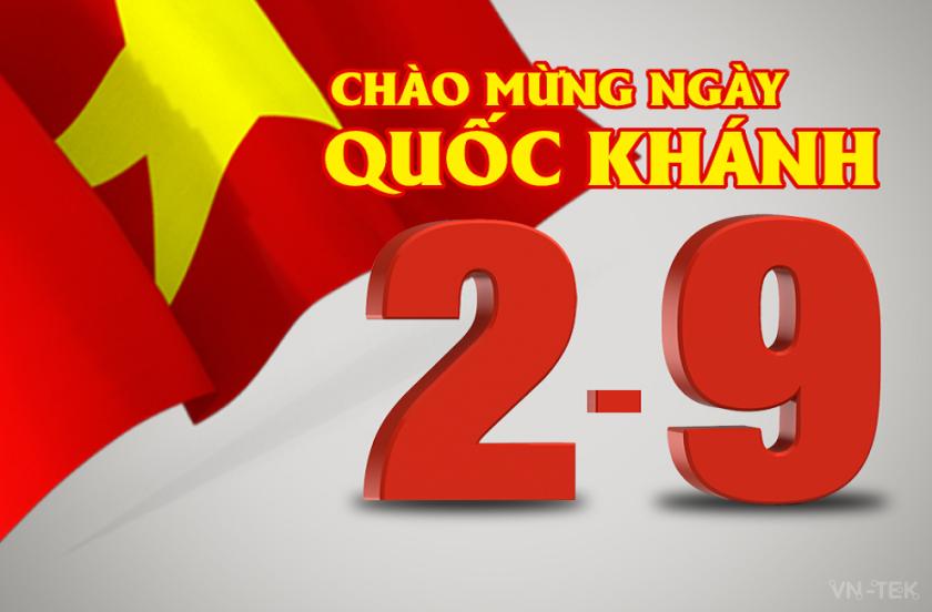 quoc khanh viet nam - Ngày Quốc khánh Việt Nam 2/9 tiếng Anh là gì và ý nghĩa