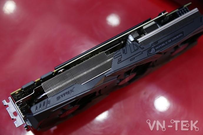 gtx 1070 ti 9 - Đập hộp chiếc VGA GTX 1070 Ti đầu tiên xuất hiện tại Việt Nam