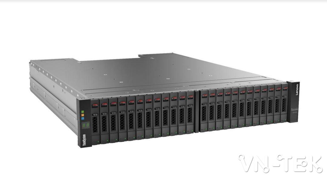 lenovo think system - Lenovo công bố 42 kỷ lục của dòng máy chủ ThinkSystem mới