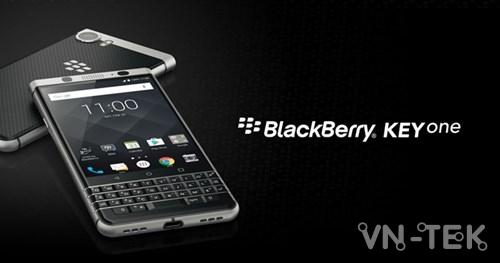 lo dien cau hinh phien ban tiep theo cua blackberry keyone - Lộ diện cấu hình phiên bản tiếp theo của BlackBerry KEYone