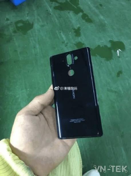 nokia 7 2 - Nokia 9 đã lộ diện dự kiến sẽ ra mắt vào ngày 31/10