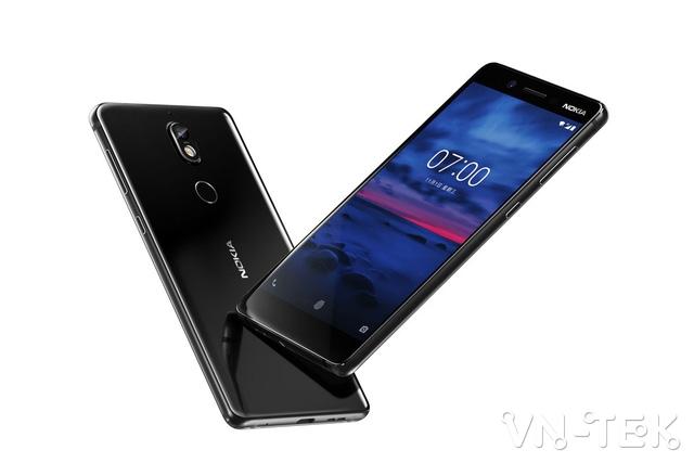 nokia 7 3 - Nokia 9 đã lộ diện dự kiến sẽ ra mắt vào ngày 31/10