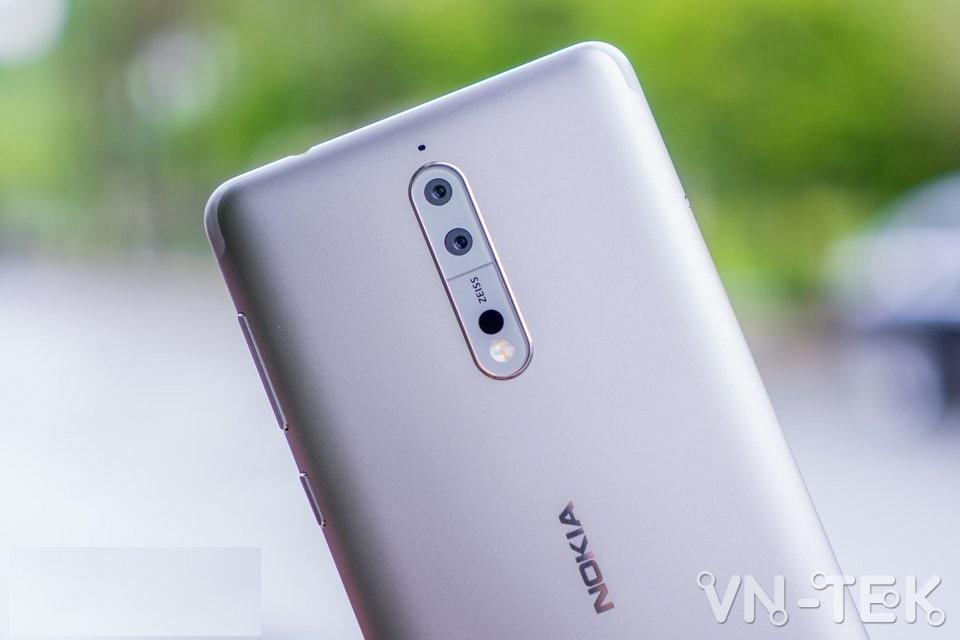 nokia 8 1 1 - Chỉ 11 triệu đã có thể mua được smartphone cao cấp Nokia 8