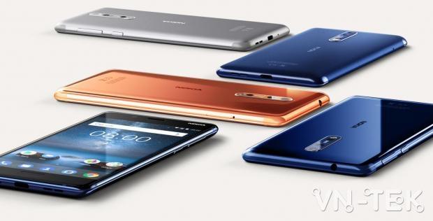 nokia 8 4 - Chỉ 11 triệu đã có thể mua được smartphone cao cấp Nokia 8