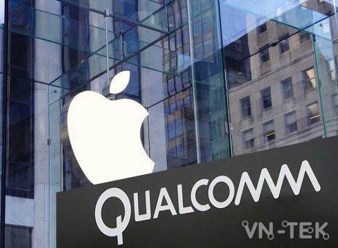qualcomm kien doi cam ban va san xuat iphone tai tq - Qualcomm kiện Apple yêu cầu cấm bán iPhone tại Trung Quốc