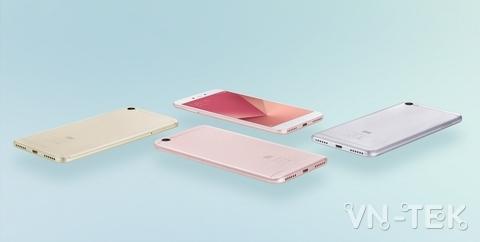 redmi note 5a 1 - Smartphone Redmi Note 5A giá mềm lên kệ thị trường Việt