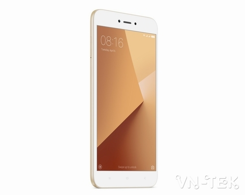redmi note 5a 2 - Smartphone Redmi Note 5A giá mềm lên kệ thị trường Việt