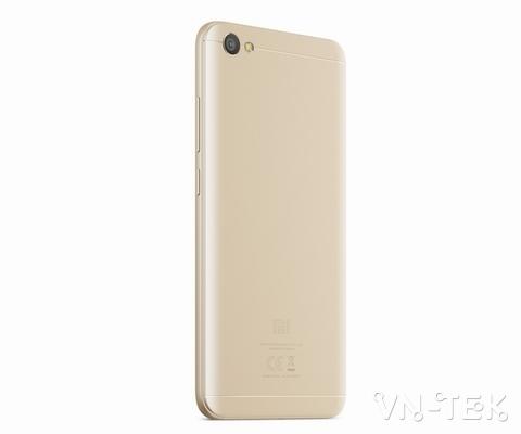 redmi note 5a 4 - Smartphone Redmi Note 5A giá mềm lên kệ thị trường Việt