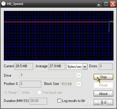 top 5 cong cu kiem tra toc do usb 4 - Top 5 công cụ kiểm tra tốc độ USB hiệu quả