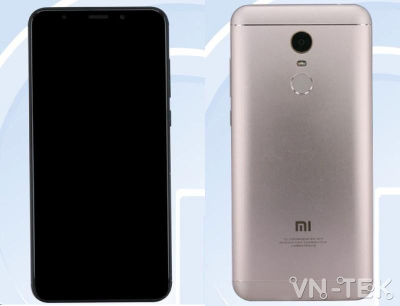 xiaomi note 5 - Xiaomi Note 5 rò rỉ những hình ảnh đầu tiên, phải chăng là Redmi Note 5?