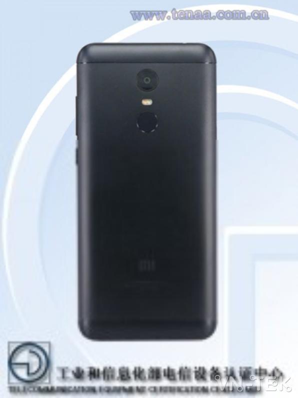 xiaomi note 5 2 - Xiaomi Note 5 rò rỉ những hình ảnh đầu tiên, phải chăng là Redmi Note 5?
