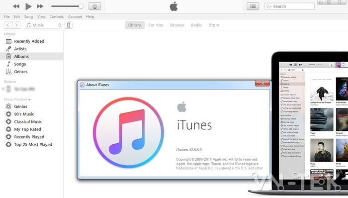 download itunes phien ban moi nhat - Download iTunes và iTools hỗ trợ mới nhất cho iOS 10, iOS 11