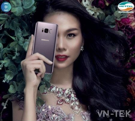 giam 6 trieu mua s8 s8 plus tai viettel - Viettel giảm 6 triệu khi mua Samsung S8 Plus không cần ký quỹ