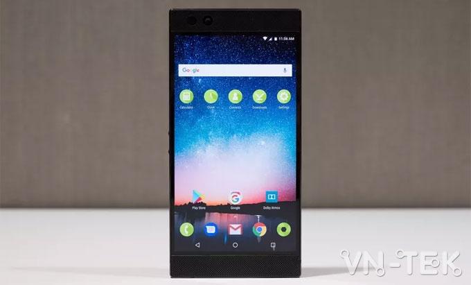 razer phone 3 - Razer trình làng smartphone khủng dành cho game thủ