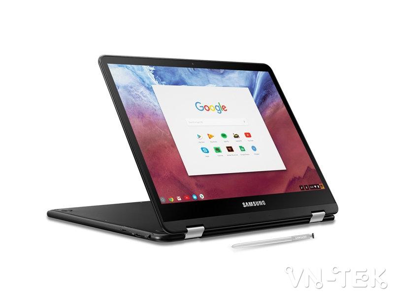 samsung chromebook pro 1 - Samsung sẽ sớm khắc phục nhược điểm trên Chromebook Pro