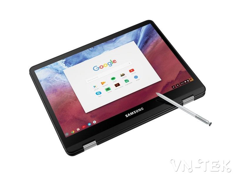 samsung chromebook pro 2 - Samsung sẽ sớm khắc phục nhược điểm trên Chromebook Pro