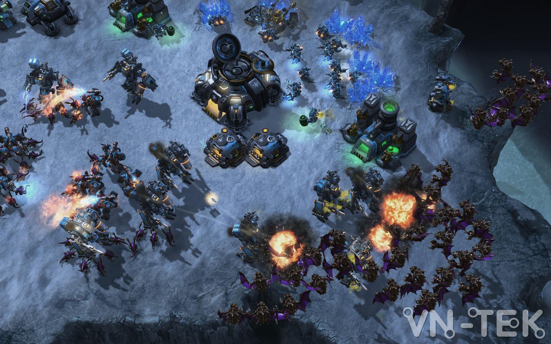 starcraft 2 cho choi mien phi 1 - StarCraft 2 cho chơi miễn phí sau 7 năm ròng rã