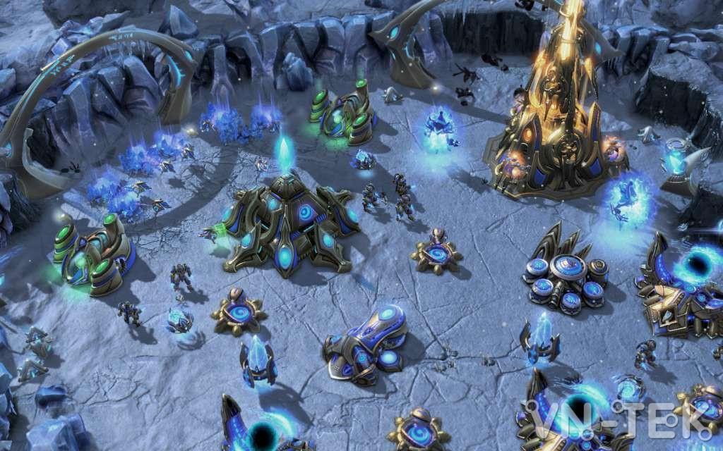 starcraft 2 cho choi mien phi 2 - StarCraft 2 cho chơi miễn phí sau 7 năm ròng rã
