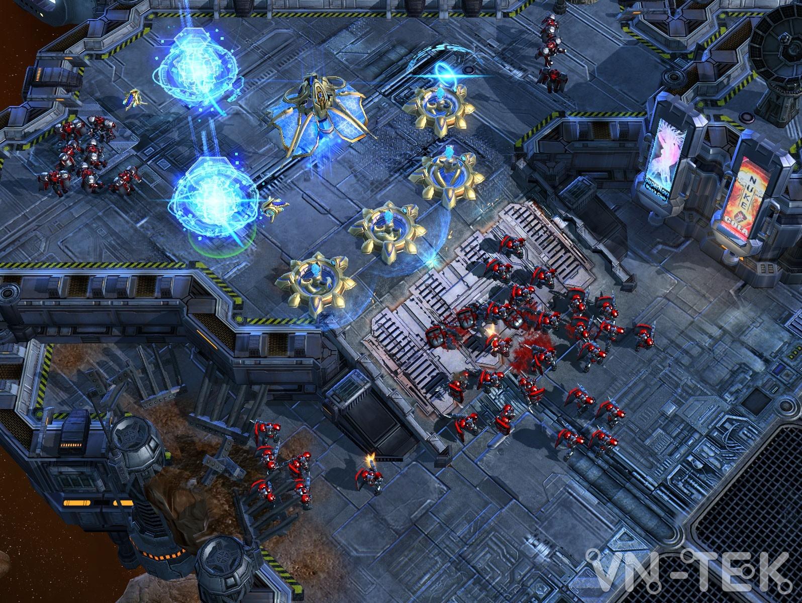 starcraft 2 cho choi mien phi 4 - StarCraft 2 cho chơi miễn phí sau 7 năm ròng rã