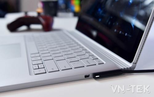 surface book performance base 2 - Microsoft xác nhận bất thường về nguồn điện trên Surface Book 2