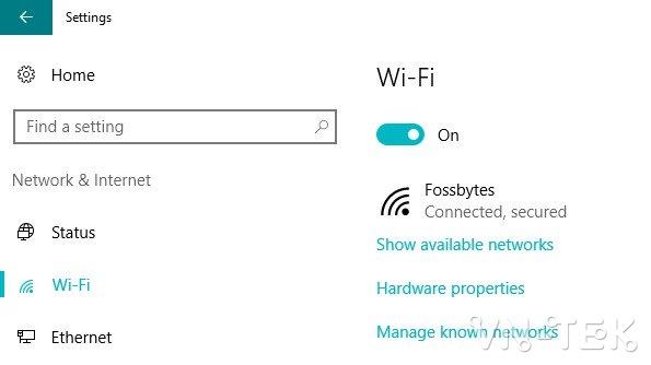tat cap nhat windows 10 tu dong 1 - Hướng dẫn tắt update Windows 10 chặn tự động cập nhật vĩnh viễn