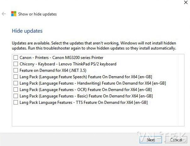 tat cap nhat windows 10 tu dong 6 - Hướng dẫn tắt update Windows 10 chặn tự động cập nhật vĩnh viễn