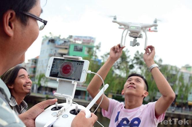 flycam 1 - Giải quyết khi bị bắt Flycam theo đúng Pháp luật