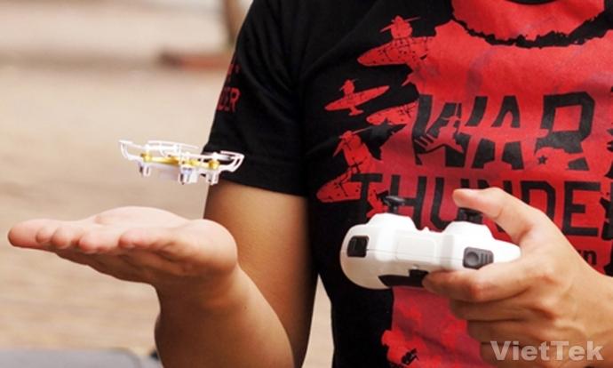 flycam 2 - Giải quyết khi bị bắt Flycam theo đúng Pháp luật