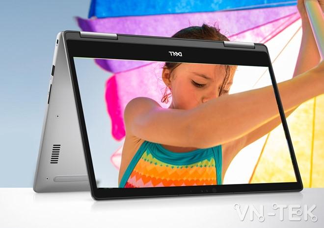 laptop dell inspiron 7373 3 - Laptop Dell Inspiron 7373 sở hữu màn hình cảm ứng xoay 360 độ
