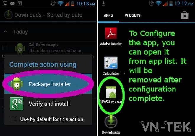 phan mem gian diep thuong mai tren android - Ngăn chặn mối đe dọa của các phần mềm gián điệp Android thương mại