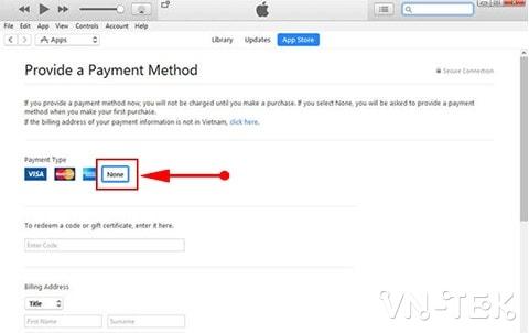 tao id apple tren may tinh 11 - Hướng dẫn tạo ID Apple trên máy tính hoàn toàn miễn phí