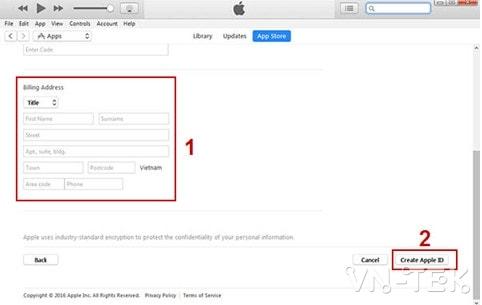 tao id apple tren may tinh 12 - Hướng dẫn tạo ID Apple trên máy tính hoàn toàn miễn phí