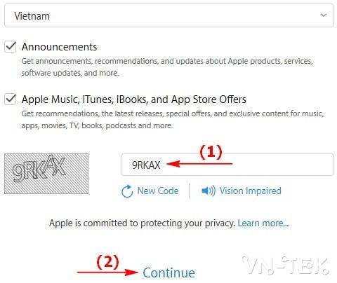 tao id apple tren may tinh 3 - Hướng dẫn tạo ID Apple trên máy tính hoàn toàn miễn phí