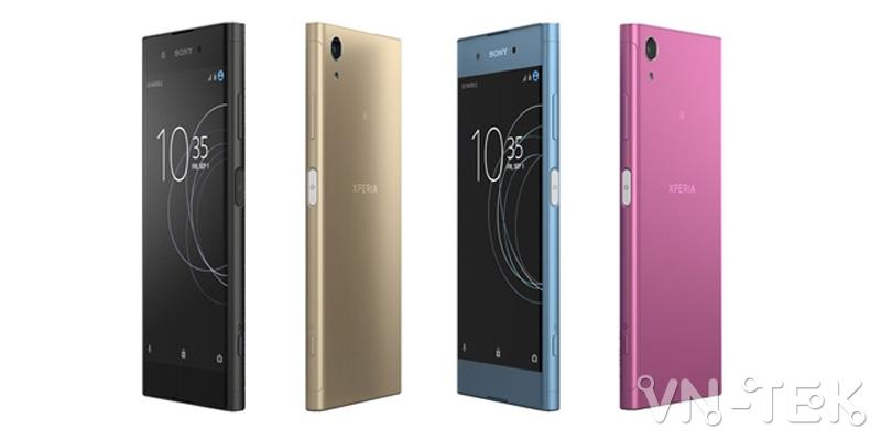 xperia xa1 plus 1 - Sony G3416 Xperia XA1 Plus có vẻ ngoài tạo cảm giác thật thời thượng
