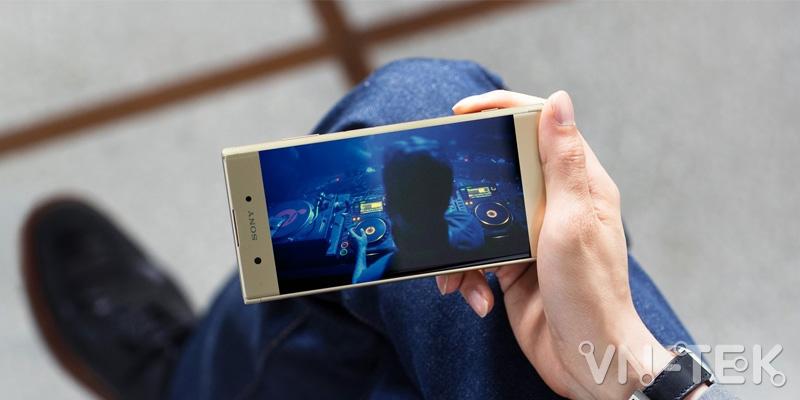 xperia xa1 plus 2 - Sony G3416 Xperia XA1 Plus có vẻ ngoài tạo cảm giác thật thời thượng