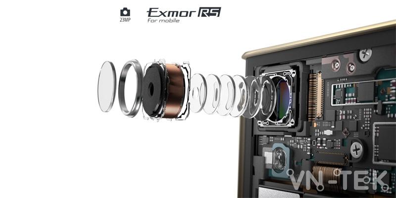 xperia xa1 plus 4 - Sony G3416 Xperia XA1 Plus có vẻ ngoài tạo cảm giác thật thời thượng