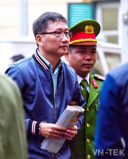 dinh la thang trinh xuan thanh 1 - Hôm nay ông Đinh La Thăng, Trịnh Xuân Thanh hầu tòa